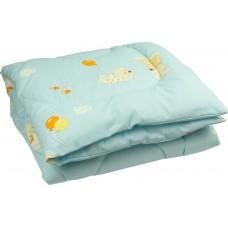 Одеяло Руно стеганое детское 105х140 см (320.02СЛУ_Блакитний)