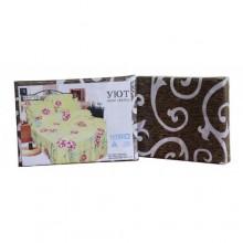 Комплект постельного белья Уют полиэстер евро 200х215 (210855-3)