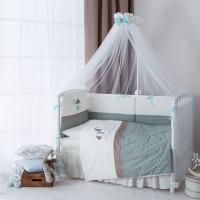Балдахины для детской кроватки