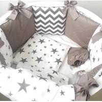 Наборы в кроватку для новорожденых
